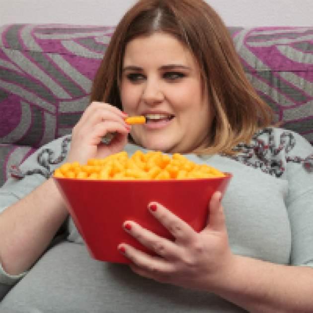 obezita a jedlo