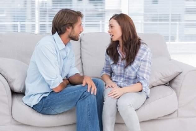 Rozhovor partnerov
