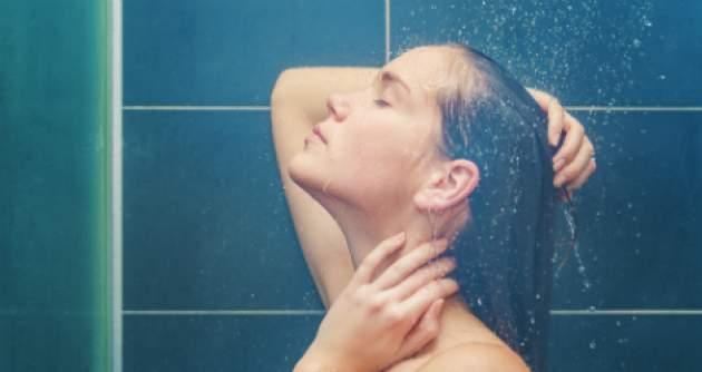 Sprcha prsia