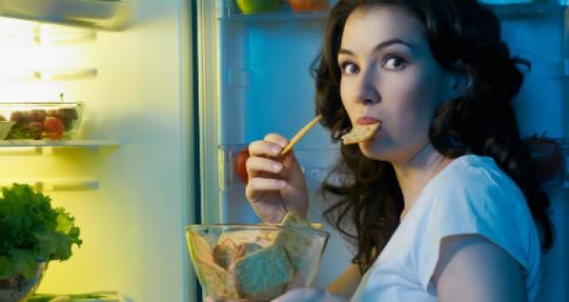 stres a jedlo