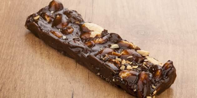 proteinovo-čokoladové tyčinky