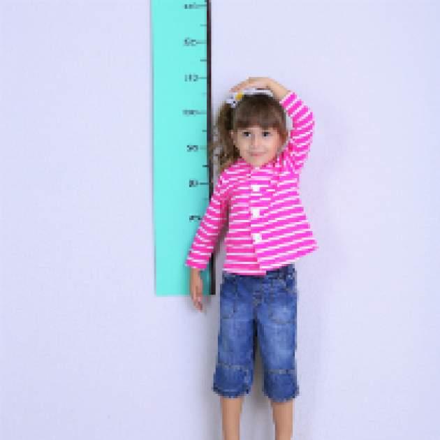 výška detí