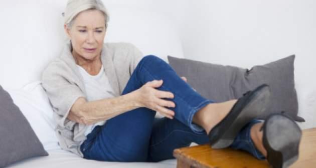 kŕče v nohách u starších ľudí