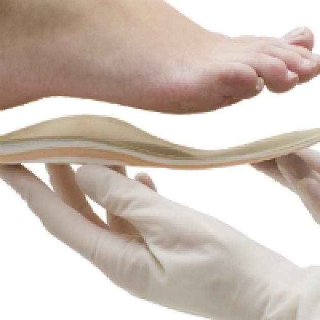 detská noha