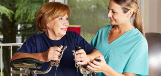 Rehabilitácia ženy