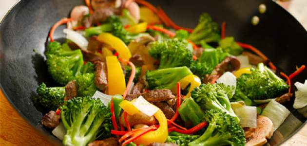 Masovo-zeleninová zmes