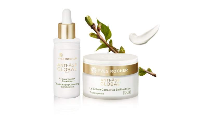 Anti-Age Global od Yves Rocher
