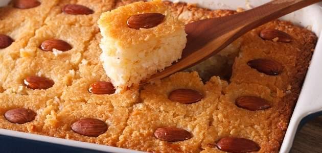 Basbousa alebo Revan - sladké pokušenie z balkánskej kuchyne