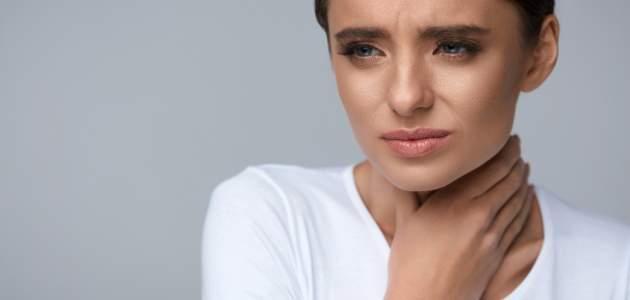 Bolesť hrdla - čo pomôže?