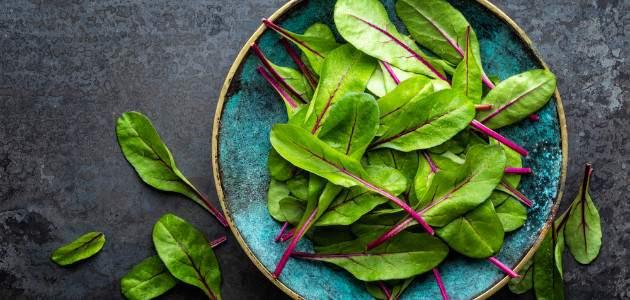 Mangold – zabudnutá zdravá zelenina