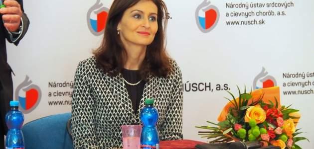 Ministerka zdravotníctva ponúkla demisiu kvôli reforme nemocníc