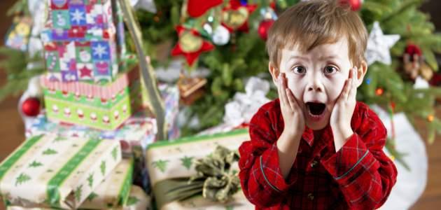 10 tipov na hravé  a zdravé vianočné darčeky pre deti od 5 do 60€