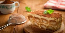 Zhrešte s diétnym tiramisu (vhodné aj pre diabetikov)