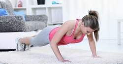 4 cviky na doma, ktoré precvičia celé telo a zaberú minimum času