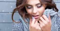 Nenechajte zimu podpísať sa na stave vašej pokožky a radšej ju na mrazy poriadne pripravte