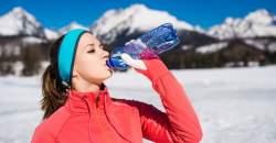 Zima a pitný režim