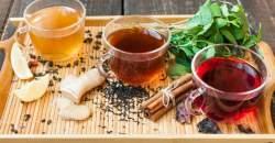 Najlepšie čaje na zahriatie a prekrvenie