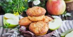 Jablkové muffiny vhodné aj pri nízkocholesterolovej diéte