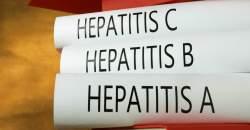 Hepatitída typu A, B, C (Vírusová hepatitída)