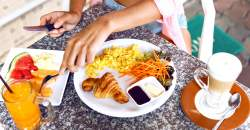 Tipy, ako sa stravovať počas leta