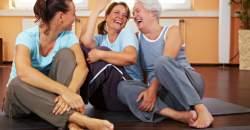 """Aj smiech môže byť formou cvičenia. Týmto sa riadi """"laughter joga."""""""
