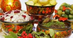 Ruská a ukrajinská kuchyňa