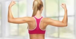 Pevné a štíhle paže môžete mať aj vy, stačí ak budete cvičiť tieto cviky