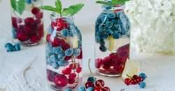 6 osviežujúcich letných drinkov, ktoré pripravíte za pár minút