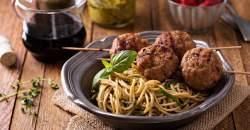 Meatballs - jednoduché a chutné mäsové guľky