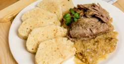 Typické jedlá českej a moravskej kuchyne