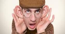 Prečo naše uši a nos rastú, keď starneme?