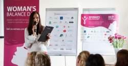 Vydarený 3. ročník podujatia pre ženy WOMAN'S BALANCE DAY