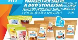 Hor sa na zmenu životosprávy s produktami AniFitt!