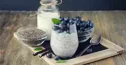 Chia semienka obsahujú až 7-krát viac omega-3 mastných kyselín ako losos