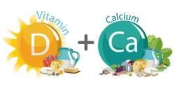 Vápnik a vitamín D: To správne plus pre vaše zdravie