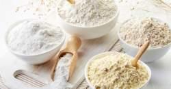 Vymeňte bielu múku za tieto zdravšie náhrady