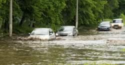 5 rád, ako sa chrániť, ak sa vyskytnete v oblasti ohrozenej povodňou