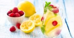 3 limonády, ktoré spestria váš pitný režim