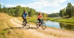 Bicyklovanie – koľko pri ňom spálite a na čo si dávať pozor?