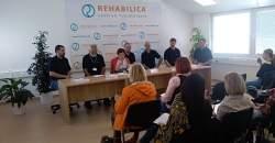 REHABILICA - nové centrum fyzioterapie zlepší vašu kondíciu i stravovanie