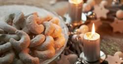 Zdravšie vanilkové rožky