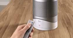 Čistička vzduchu Dyson nahradí ventilátor aj ohrievač