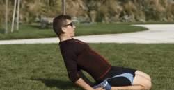 Video: krátky strečing na ponaťahovanie svalov