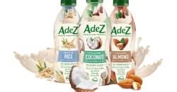 Na slovenský trh vstupuje nová značka rastlinných nápojov AdeZ