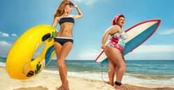 Na prázdniny so štíhlou líniou? Tipy pre záhradkárov, milovníkov grilovania, cyklistov, vodákov i dovolenkárov