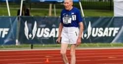 Má 96 a trhá bežecké rekordy: zoznámte sa s týmto obdivuhodným Američanom