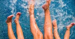 Verejné kúpaliská sú postrachom pre naše nohy!