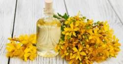 Ľubovníkový olej - bylinkový zázrak, ktorý uľaví od bolesti