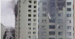 Výbuch plynu na Mukačevskej ulici v Prešove - hrozí kolaps celej budovy!