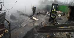 Tragický požiar v Košiciach! V chatrči zhoreli tri maloleté deti, rodičia stihli ujsť